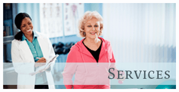 Services at Adams PARC Post Acute Recovery Center