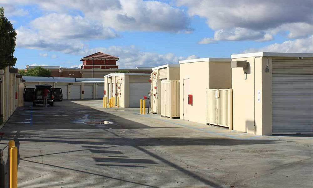 Large Clean And Secure Self Storage Units In Temecula