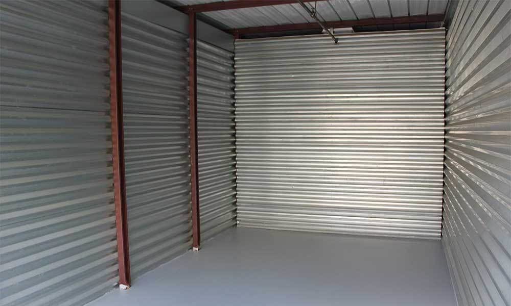 Large Temecula Self Storage Units Interior
