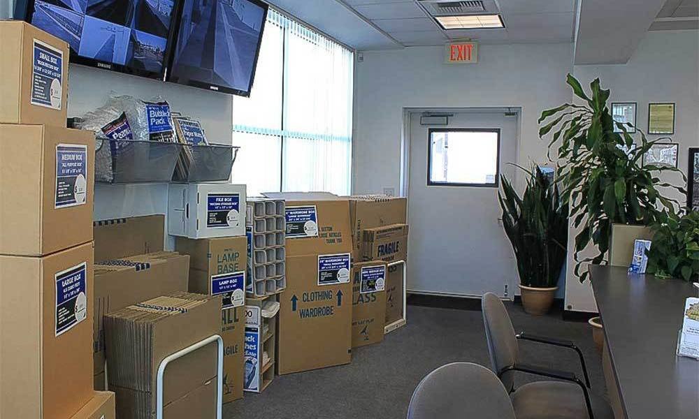 Large Buena Park Self Storage Units Packing Supplies