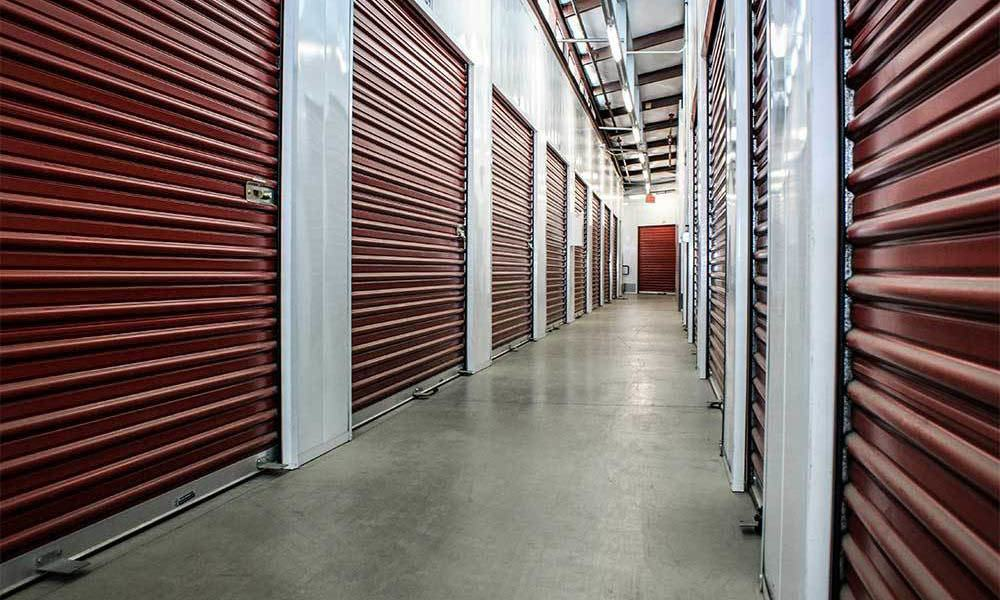Large Self Storage Units Buena Park Interior Units