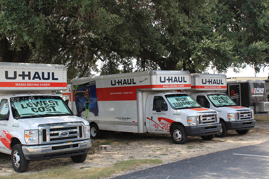 U Haul Moving Truck >> Moving Truck Rental Universal Citynear Cibolo Maximum