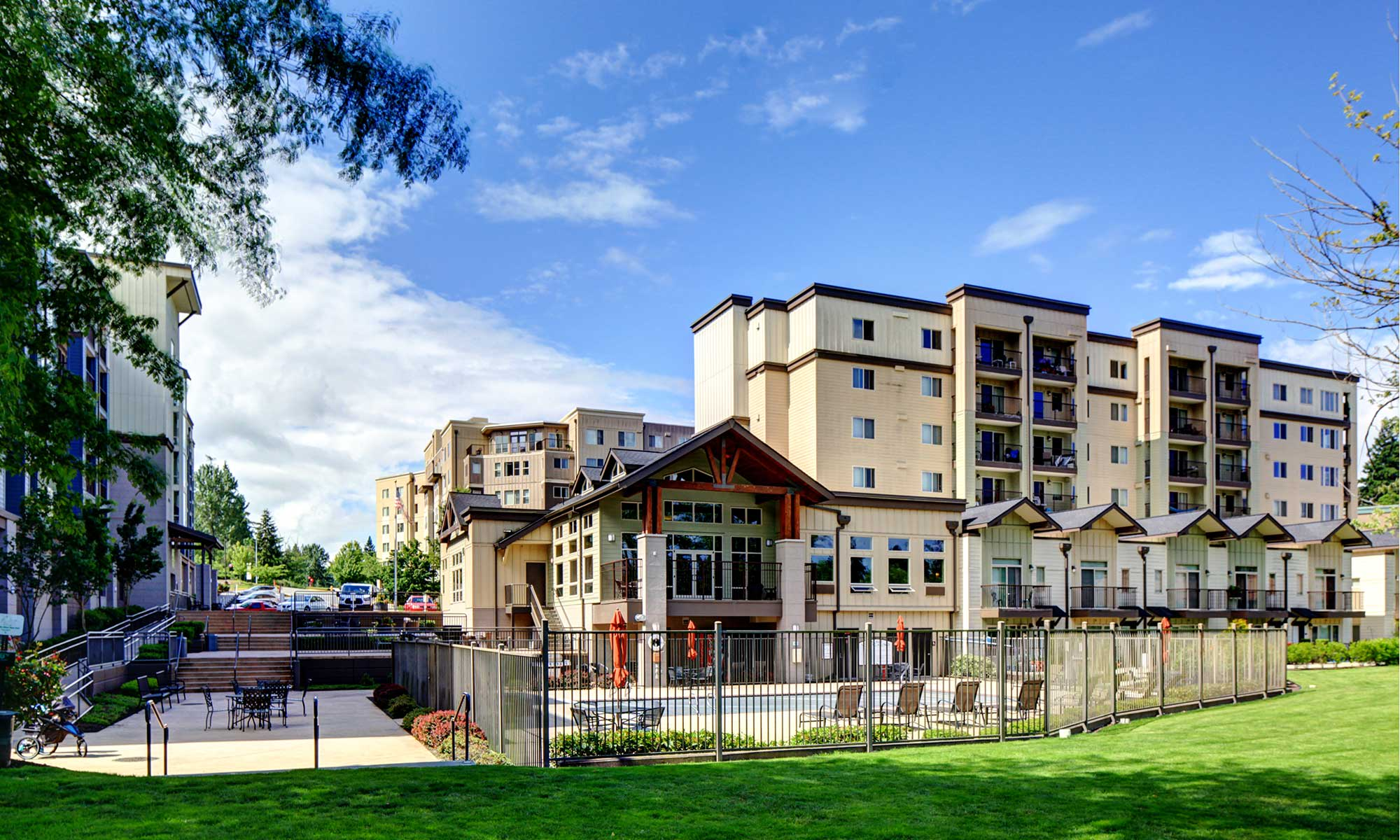 Be dazzled at unspeakable beauty in luxury apartments in Shoreline, WA