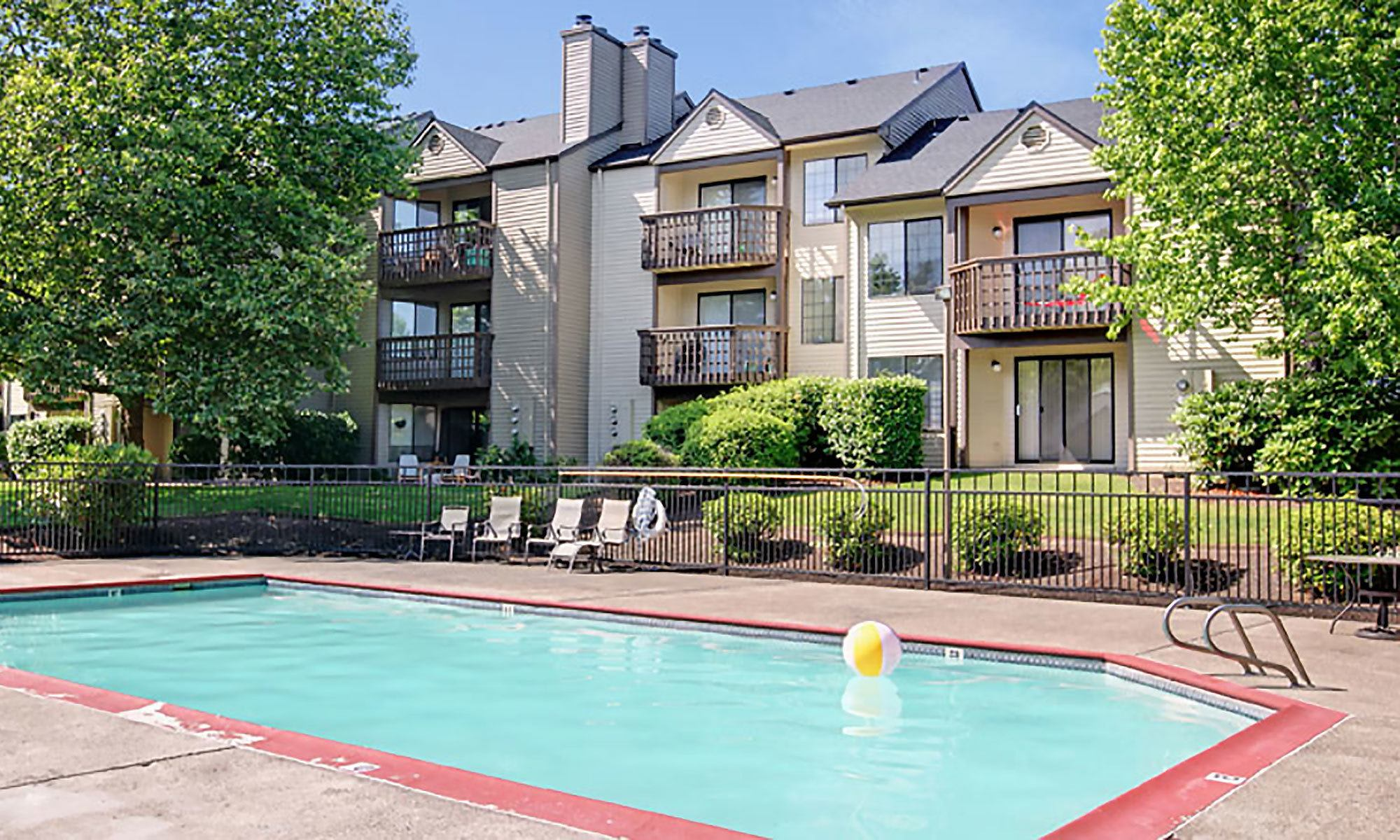 Beaverton OR Apartments for Rent in The Heart of Beaverton
