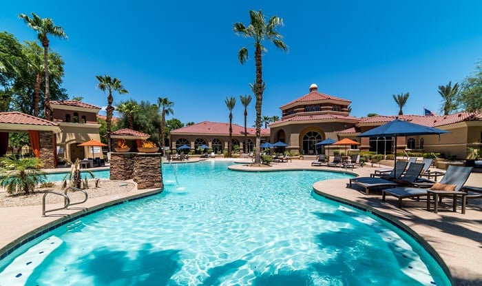 Pool Amenity