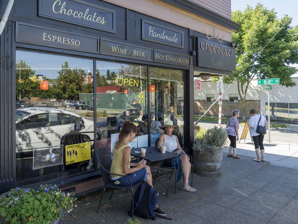 Chocolati Cafe