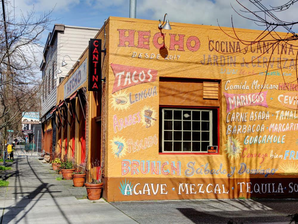 Hecho Cantina Seattle, WA