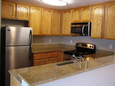 Enjoy updated kitchens at luxury apartments in Napa, CA.