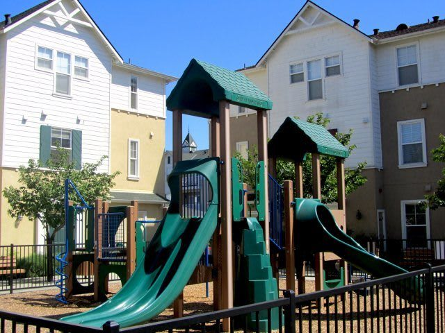 Family friendly communities at apartments in Napa, CA.