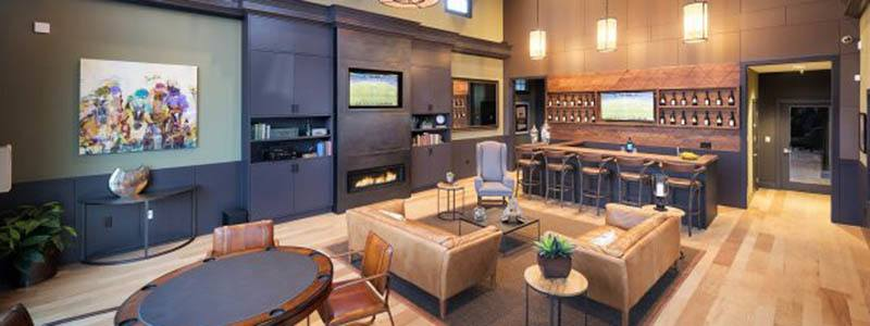 Luxury amenities at your  fingertips at apartments in Napa, CA.