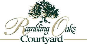 Rambling Oaks Courtyard