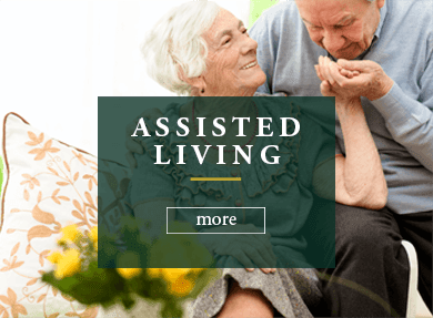 Assisted living services at Rambling Oaks Courtyard Assisted Living Residence in Highland Village