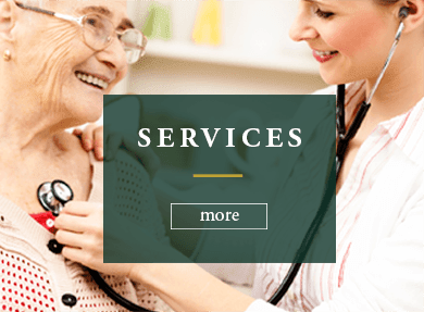 Services at Rambling Oaks Courtyard Extensive Care Community