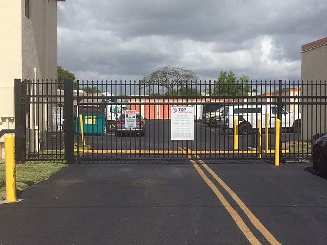 Gated Entry at