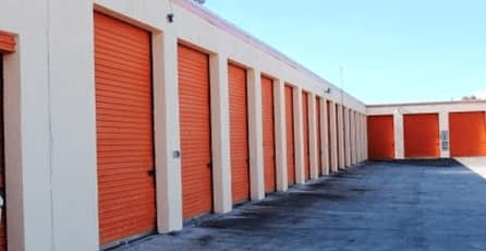 Top Self Storage Several Units