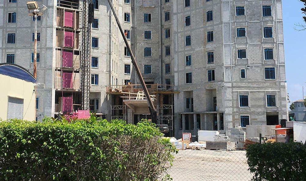 Construction of senior living in Fort Lauderdale, FL