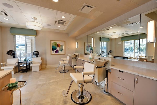 Salon at Symphony at the Waterways