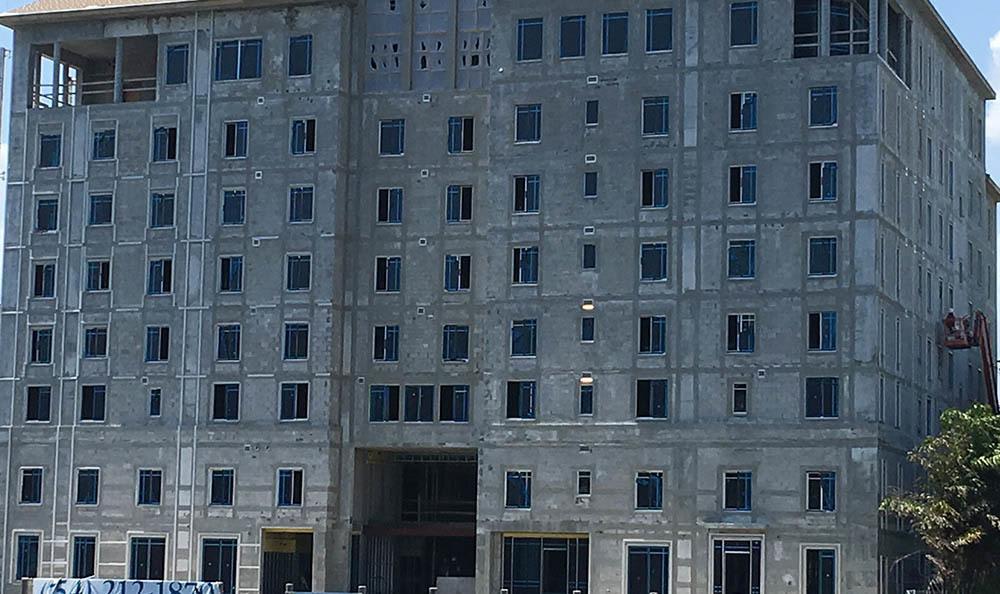 Views of senior living in Fort Lauderdale, FL