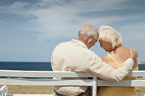 Resident enjoying the senior living in Tallahassee