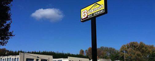 Botetourt Self Storage in Roanoke Virginia