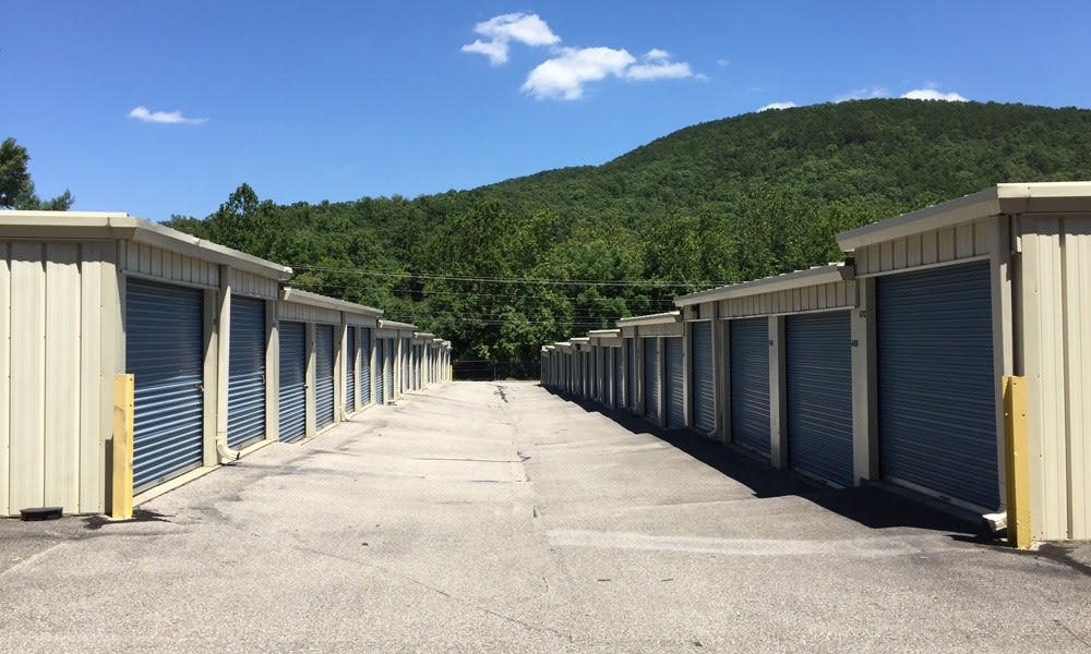 More storage units in Roanoke, VA.