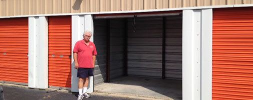 SecurityPlus Self Storage in Salem Virginia