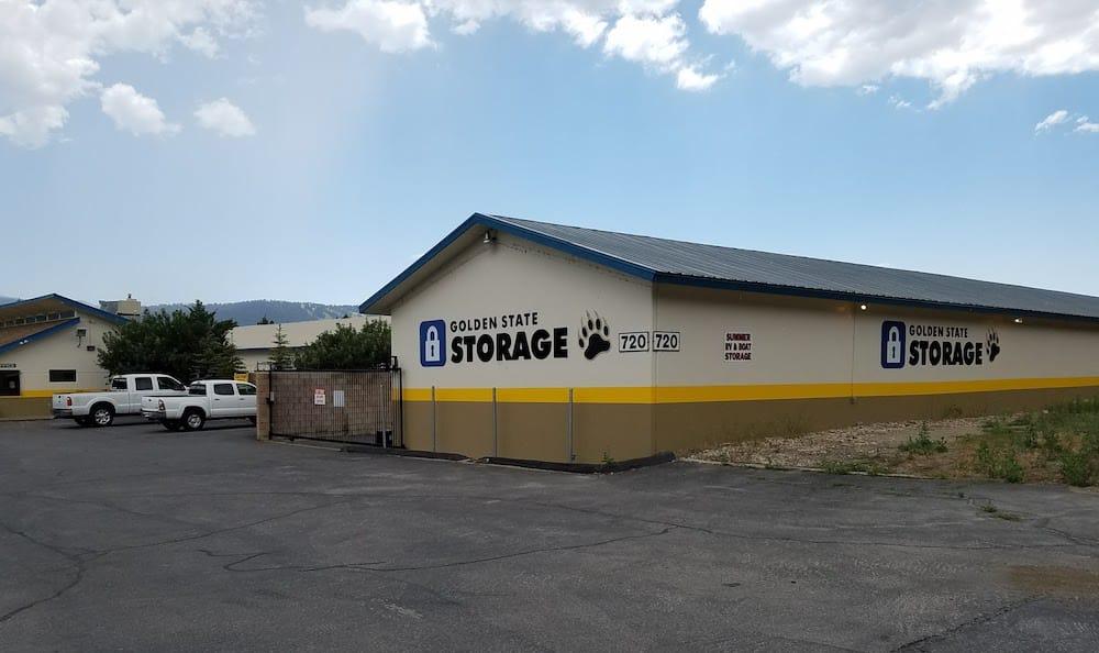 Golden State Storage in Big Bear