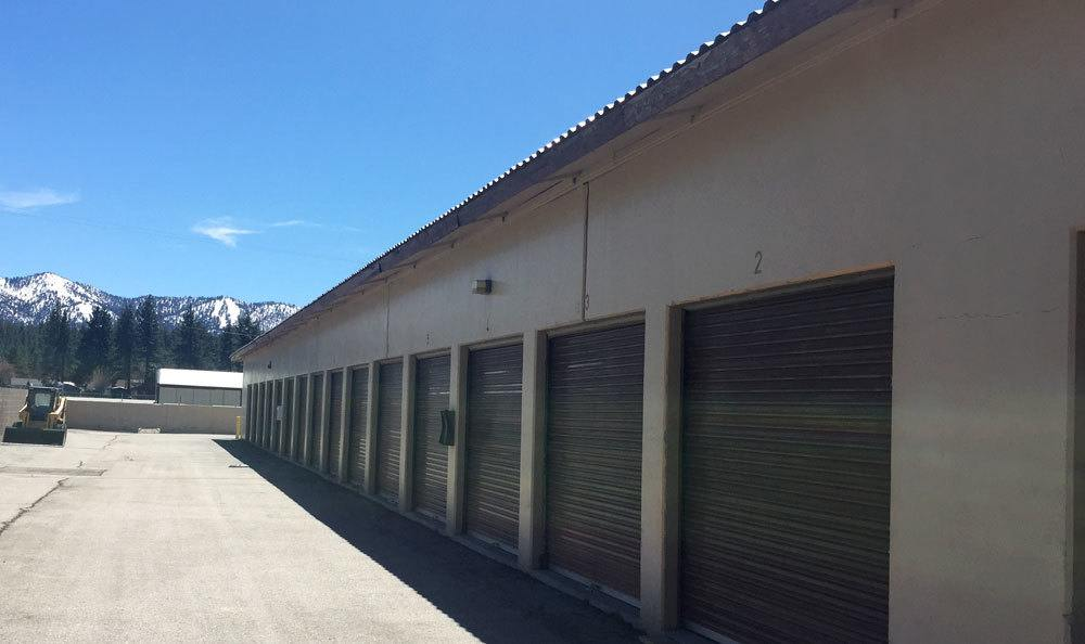 Secure self storage in Big Bear, CA
