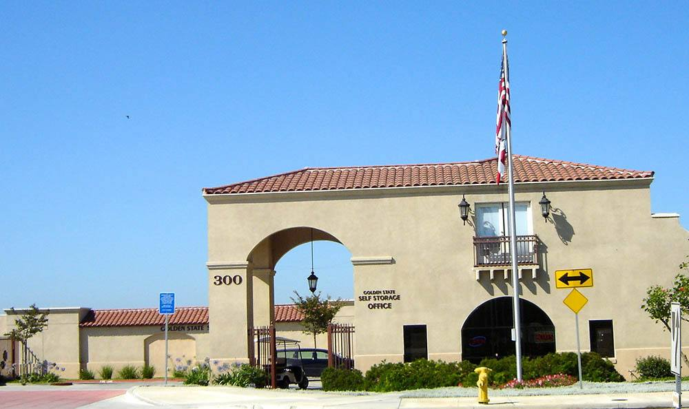 self storage in camarillo california second front view