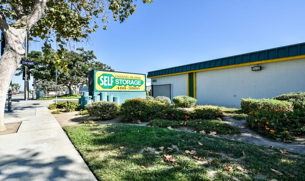 CI Self Storage facility in Port Hueneme, CA