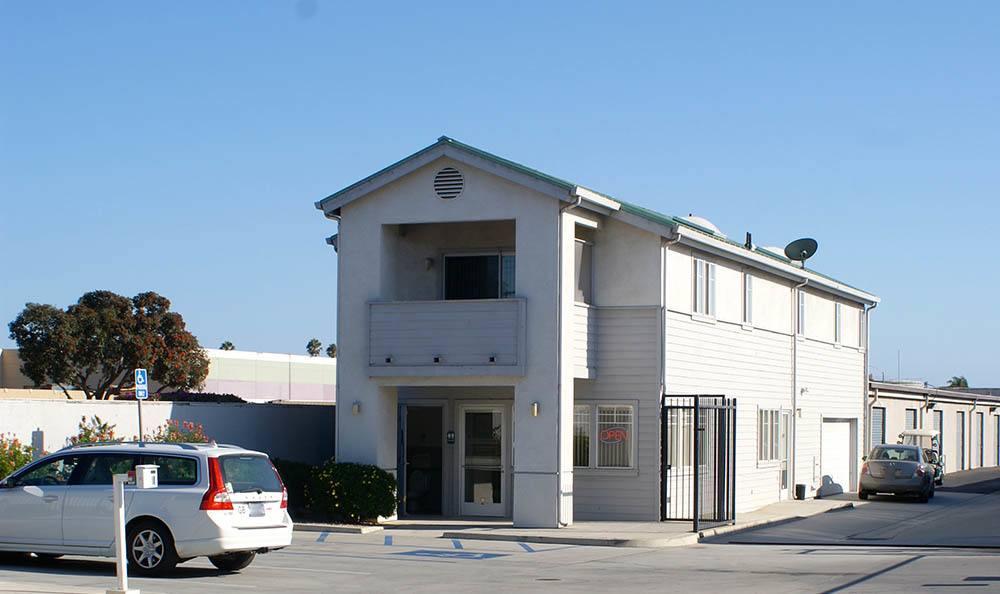 self storage in port hueneme california front gate