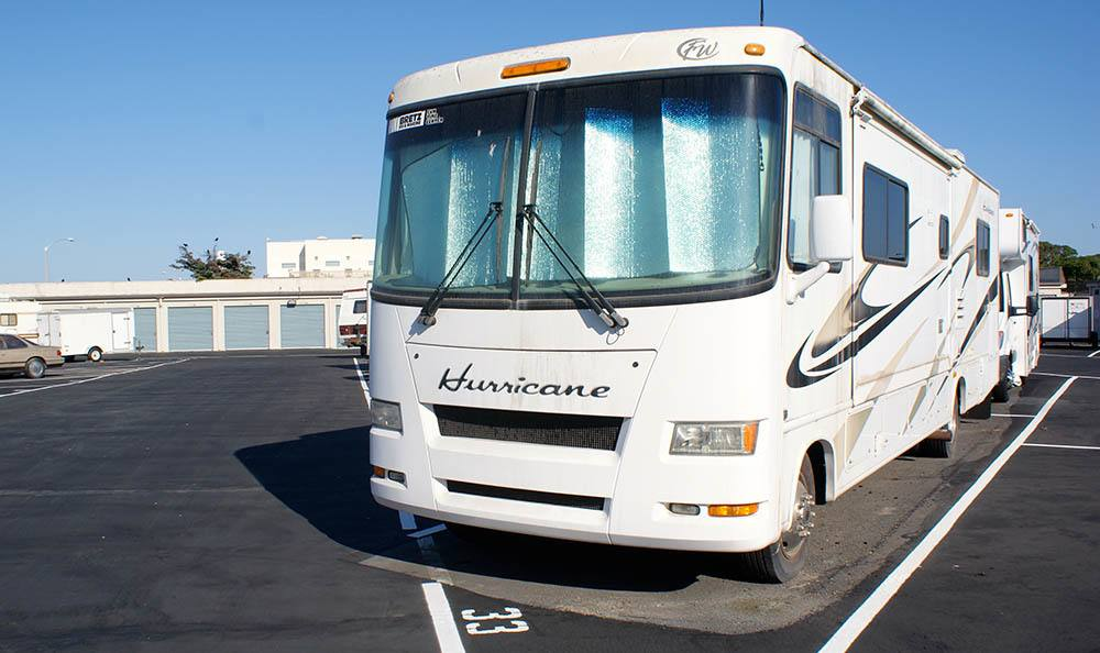 self storage in port hueneme california wtih rv storage