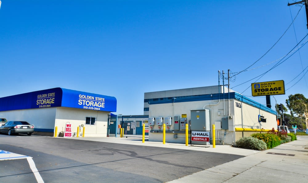 Golden State Storage in Gardena