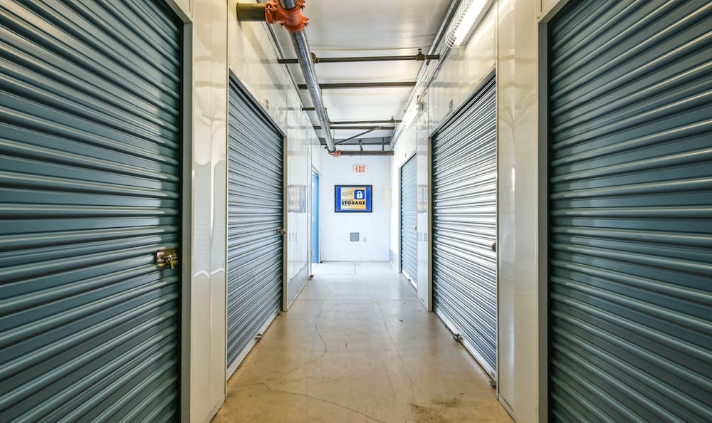 indoor units at our storage facility on Auto Center Drive in Oxnard