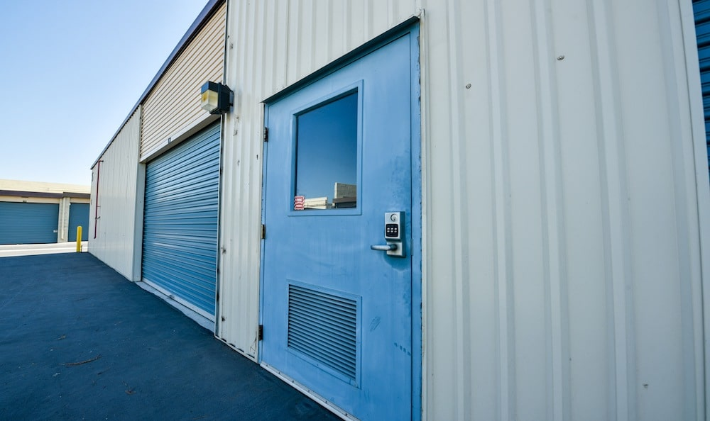 security features and drive up units at our storage facility on Auto Center Drive in Oxnard