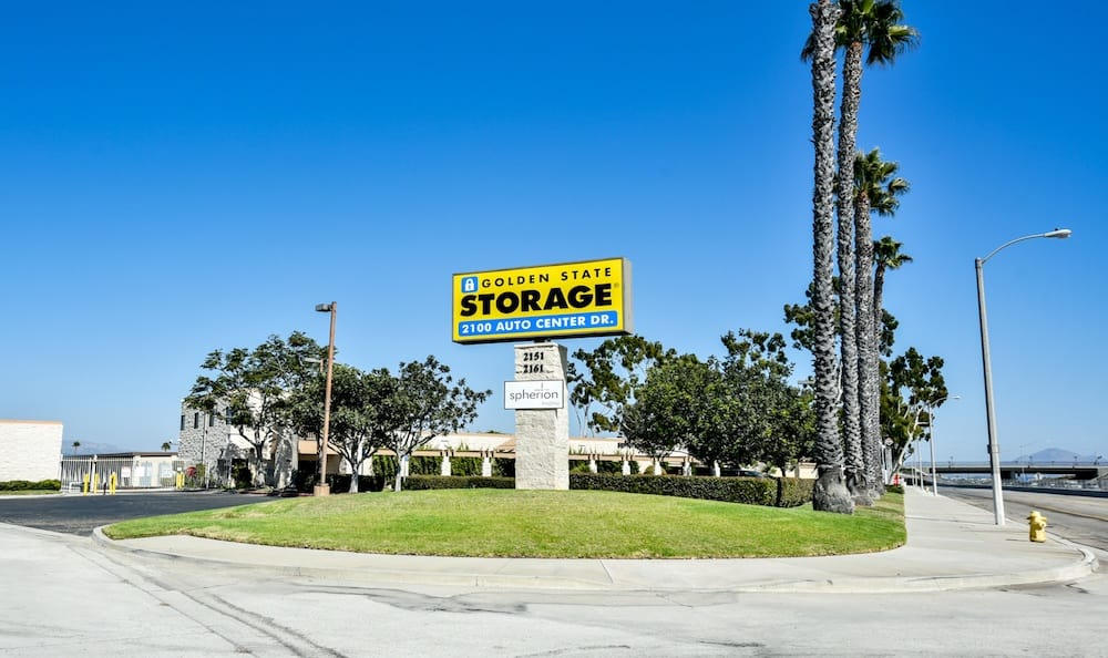Our beautiful storage facility on Auto Center Drive in Oxnard