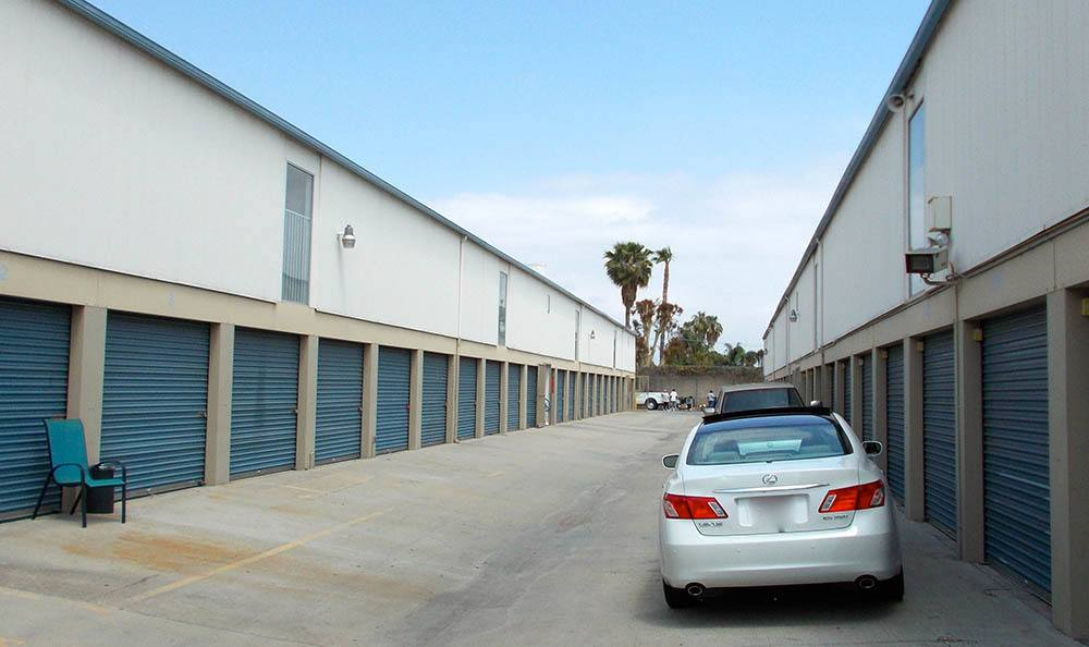 self storage in north hills california wide aisles