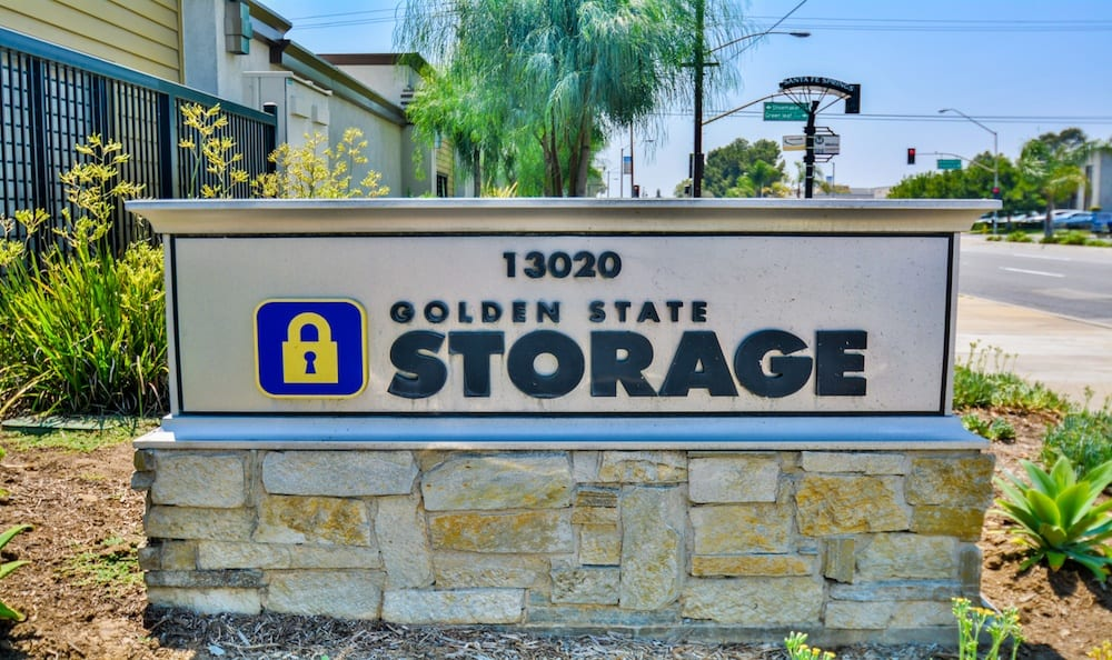 Golden State Storage in Santa Fe Springs