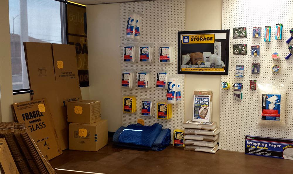 self storage in las vegas nevada with moving supplies