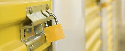 secure storage at self storage in Port Hueneme california