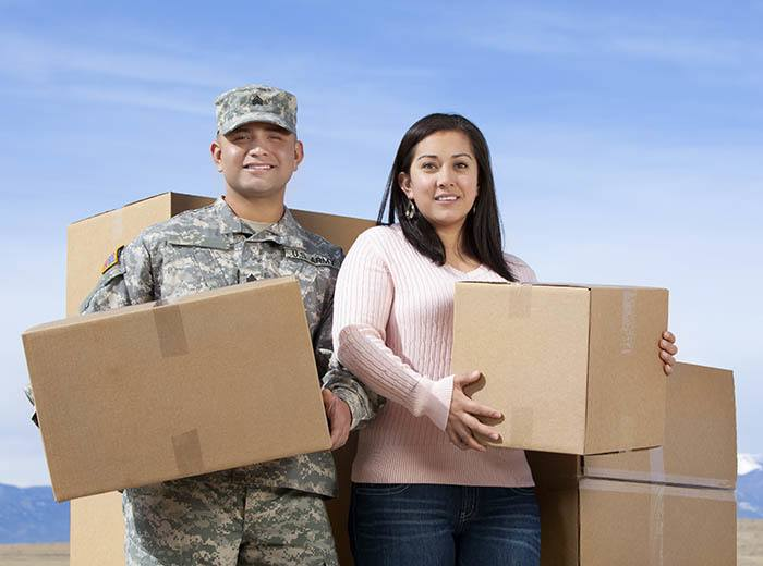 Military discounts at Golden State Storage - Horizon Ridge in Henderson, NV