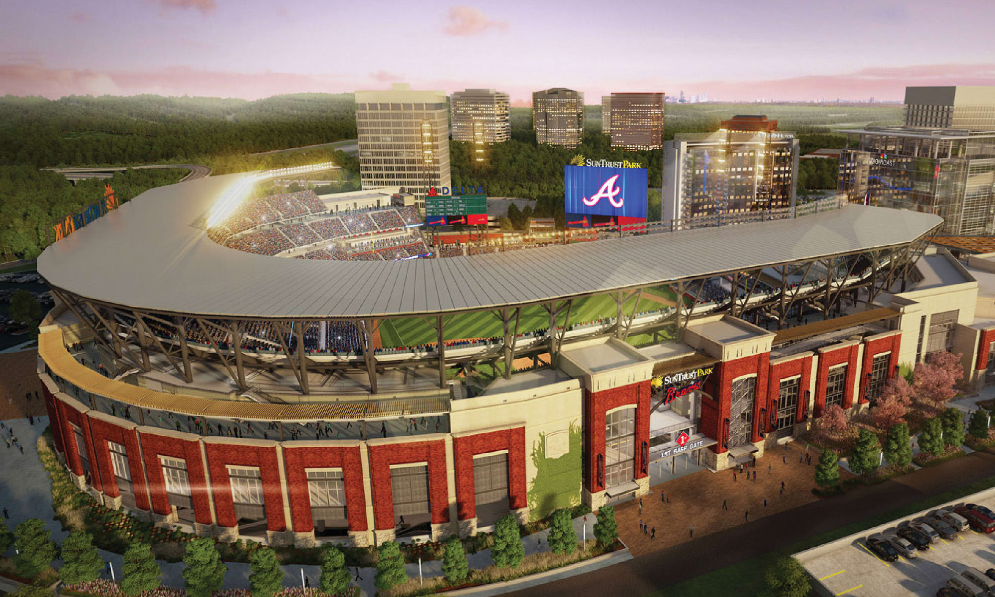 Coming Soon: SunTrust Ballpark