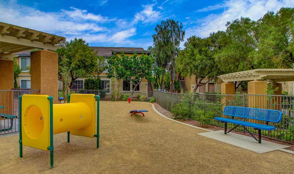 Playground At Our Apartments In Las Vegas Nv