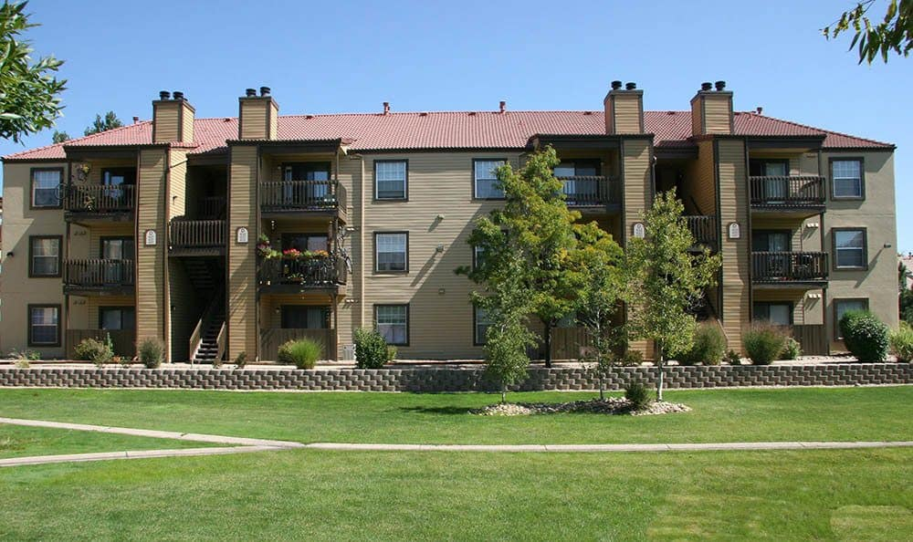 Exterior of Sienna at Cherry Creek