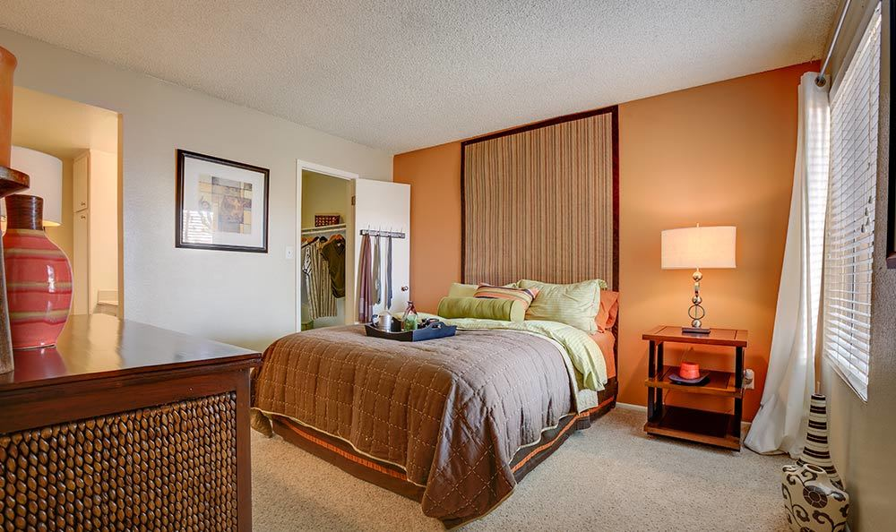 Bedroom at Fairways at Cave Creek in Phoenix