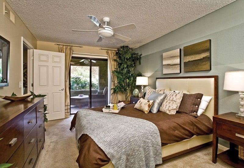 Principal Bedroom at apartments in Phoenix, Arizona