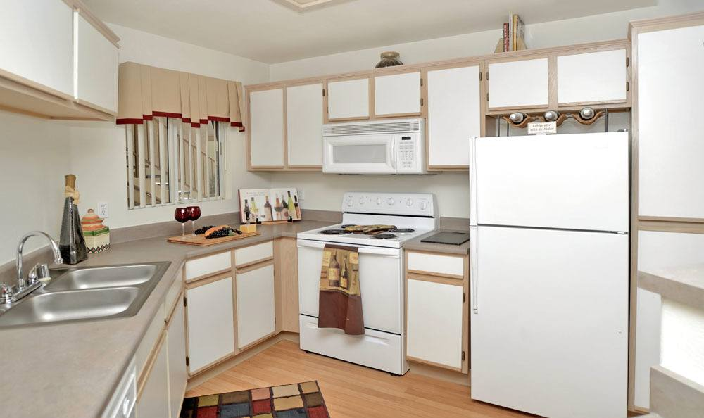 The Links at High Resort offers a kitchen in Rio Rancho, New Mexico