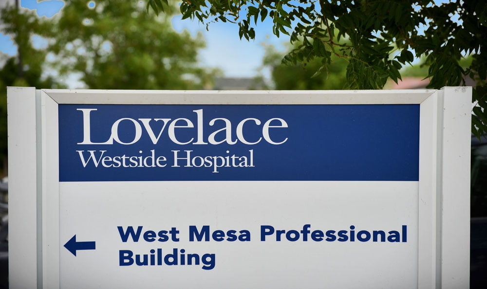 Lovelace Hospital In Albuquerque NM