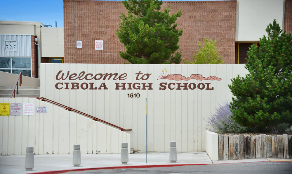 Cibola High School In Albuquerque NM