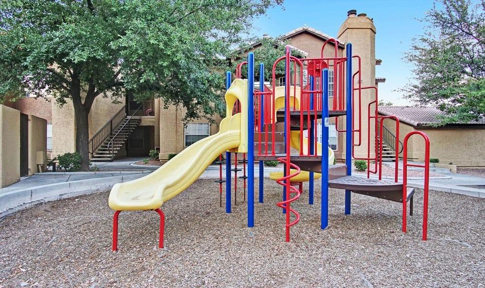 Playground at Village at Desert Lakes in Nevada